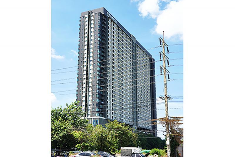 ห้องชุดเลขที่ 772/109 ชั้น 9 โครงการยู ดีไลท์ เรสซิเดนซ์ ริเวอร์ฟร้อนท์ พระราม 3 ถนนพระราม 3 บางโพงพาง ยานนาวา กรุงเทพมหานคร
