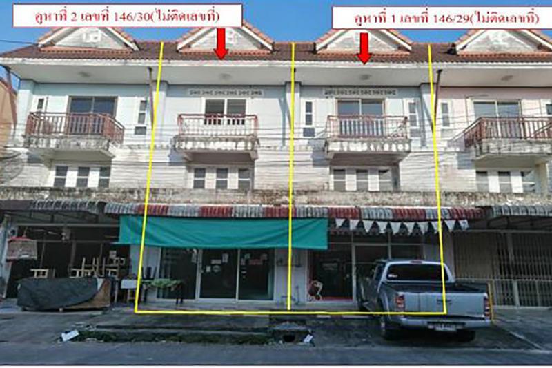 146/29-30 ซอยตลาดหลัง บขส. แยกจากซอยต้นไทร ถนนเพชรเกษม (ทล.4) บางนายสี ตะกั่วป่า พังงา