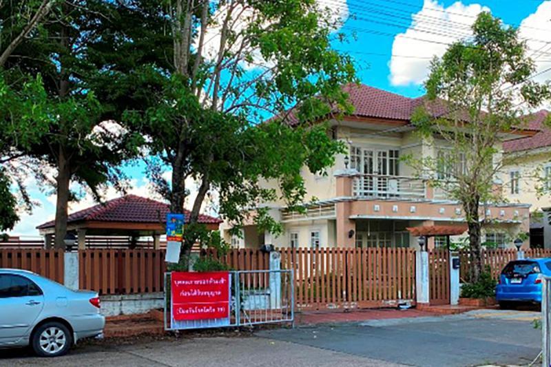 159/398 หมู่บ้านวิลล่า รามอินทรา ซอย 5 (ในโครงการฯ) ถนนคู้บอน ซอย 27 แยก 60 ท่าแร้ง บางเขน กรุงเทพมหานคร