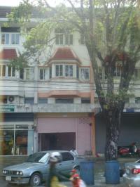 อาคารพาณิชย์หลุดจำนอง ธ.ธนาคารธนชาต ปากน้ำ เมืองระยอง ระยอง