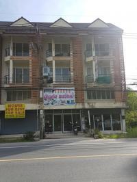 ขายอาคารพาณิชย์ บ้านเลขที่ 42/7 หมู่ 2ถนน สายรอบเกาะสมุย(ทล.4169) หน้าเมือง เกาะสมุย สุราษฎร์ธานี ขนาด 0-0-20.50 ของ ธนาคารธนชาต
