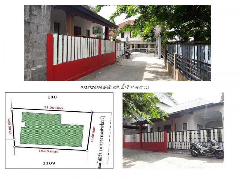 บ้านเลขที่ 62/3 หมู่ 6 ซอย ไม่มีชื่อ แยกจากซ.ชุมชนเฉวงใหญ่ 11ถนน สายรอบเกาะสมุย (ทล.4169) บ่อผุด เกาะสมุย สุราษฎร์ธานี