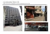 Apartmentหลุดจำนอง ธ.ธนาคารธนชาต ทุ่งสองห้อง บางเขน กรุงเทพมหานคร